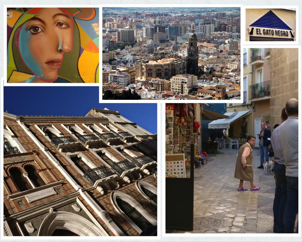 3 giorni a Malaga