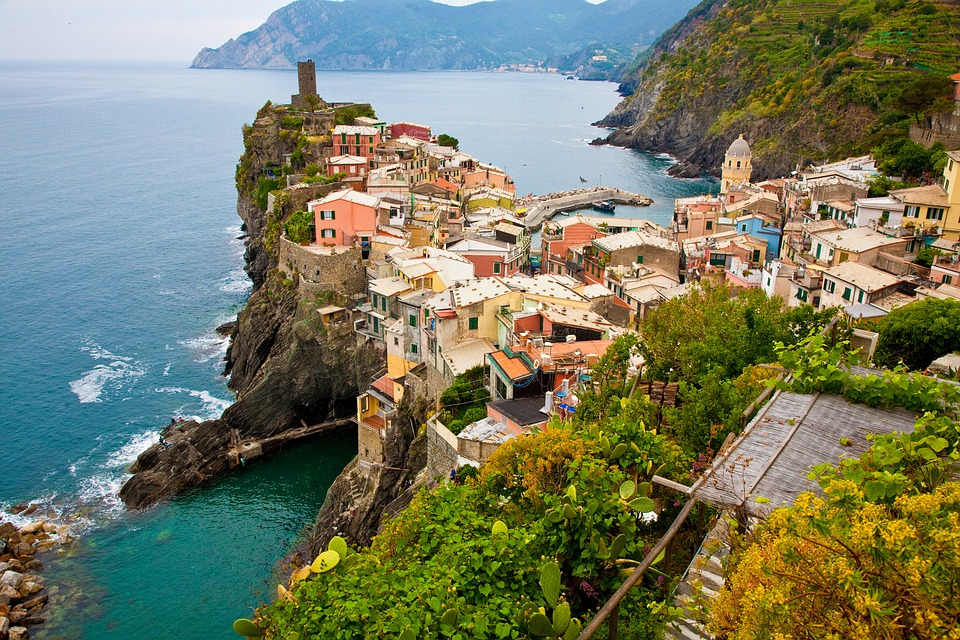 The nice spot that supports Italian tourism, the biggest resource we have