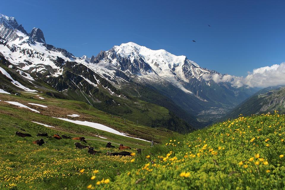 mete più belle di Aosta