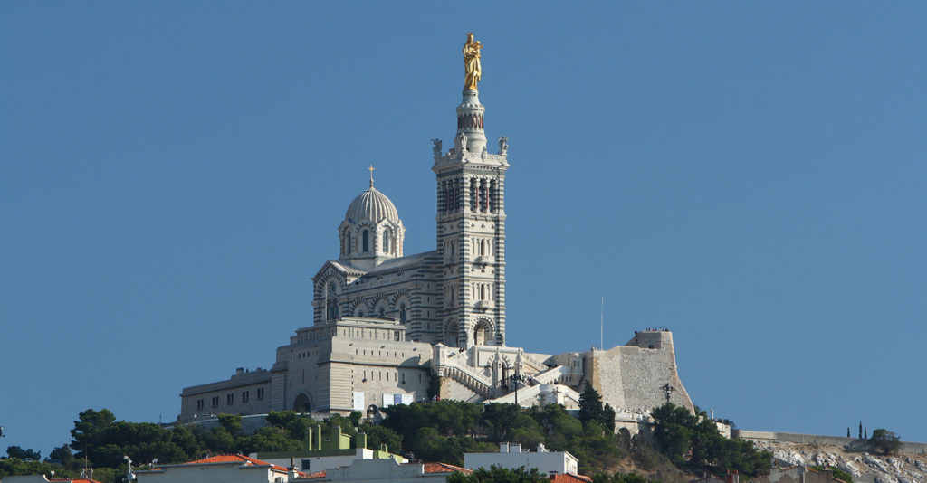 Notre Dame de la Garde, Marsiglia