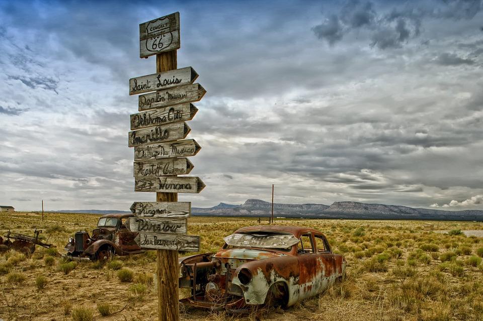 Viaggio negli USA percorrendo la Route 66