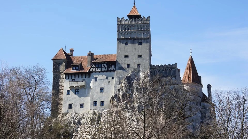 Journey to the Count Dracula's Castle