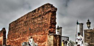 Rabat # Marocco #Mausoleo Mohammed V #cudriec # emanuela gizzi