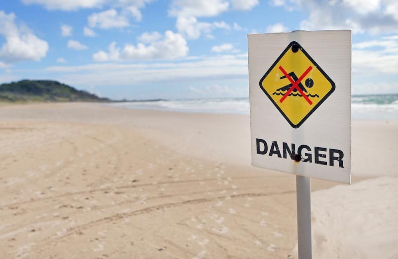 Le spiagge più pericolose del mondo da evitare assolutamente! | Mondo Viaggiare