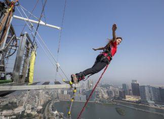 bungee jumping macau tower