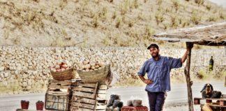 Pesaggi di strada# Marocco #cudriec #emanuela gizzi #pietre di carta