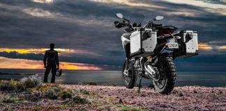 consigli per un viaggio in moto
