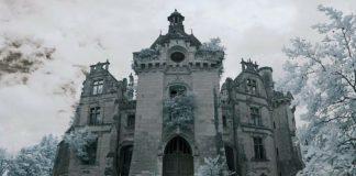 il castello di la Mothe-Chandeniers