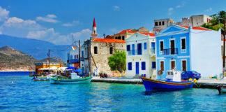 Kastellorizo l'isola di Mediterraneo