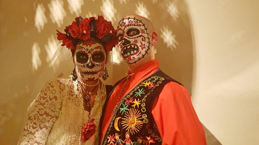 Dia de los muertos: un Halloween alternativo in Messico!