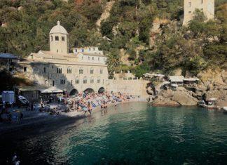 il cammino tra Portofino, Camogli e San Fruttuoso