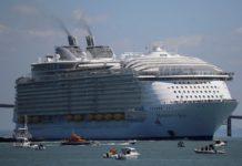 Le navi più grandi del Mondo