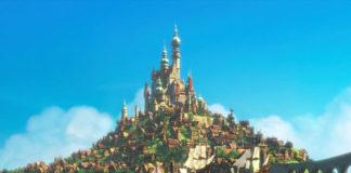 rapunzel castello della corona