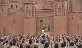 Ouarzazate e il rumore dei film