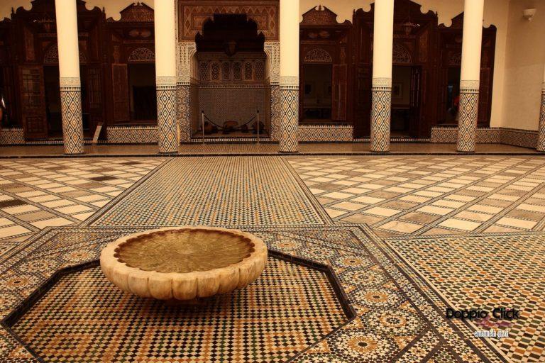 E alla fine arriva Marrakech in tutti i suoi stili diversi, come un Bazar