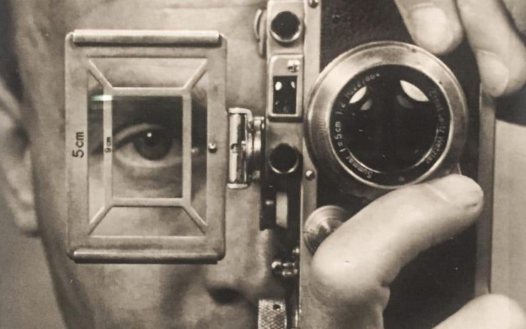 Il Vittoriano e la mostra per i cento anni di fotografia Leica