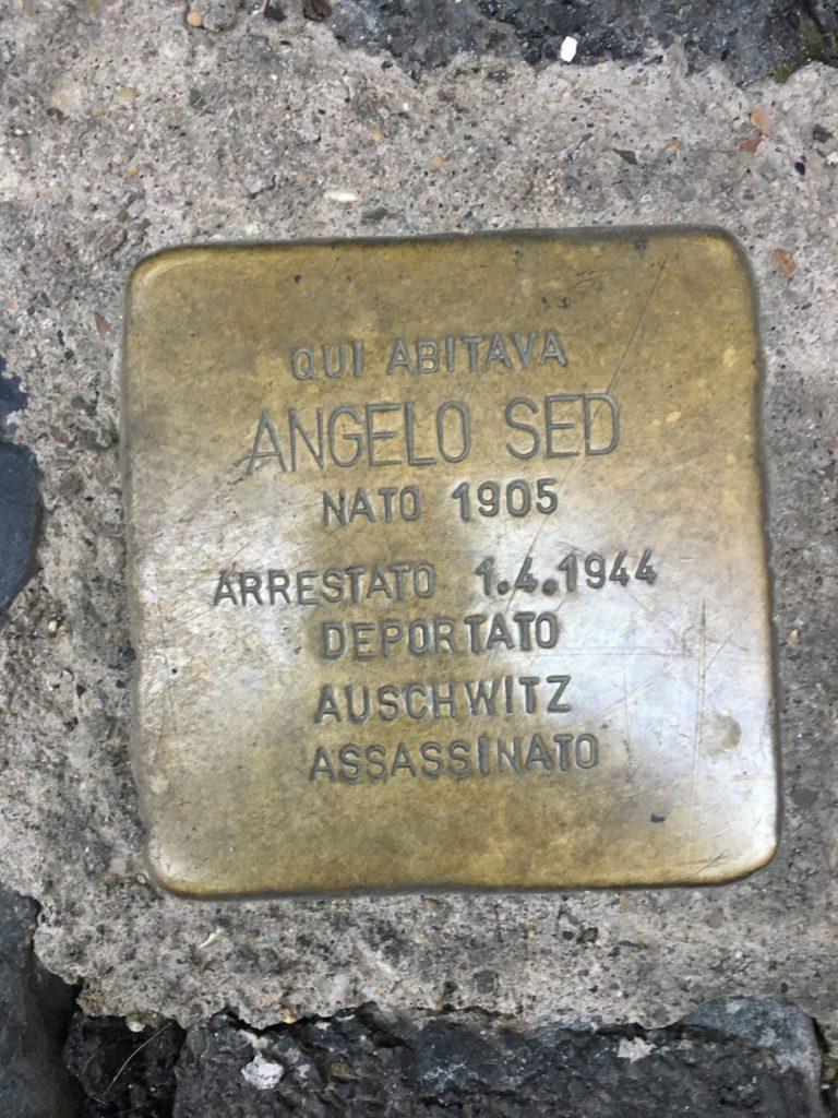 A spasso per le vie di Roma fino all'inferno di Auschwitz per non dimenticare