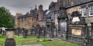 Cimitero di Greyfriars Kirkyard
