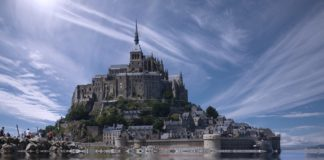 maree di mont saint-michel