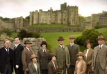 crociera a tema Downton Abbey