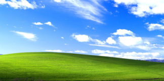 Sfondo di Windows XP