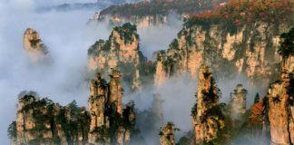Montagne Tianzi