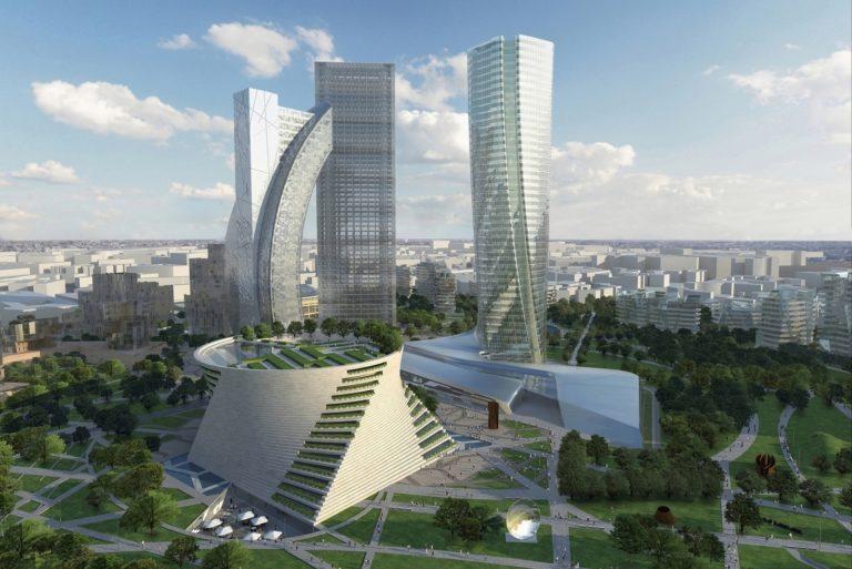 Orti fioriti a CityLife sono l'altro volto, futuristico, di Milano