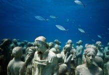 museo sottomarino di cancun