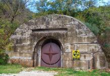 Il bunker segreto di Mussolini