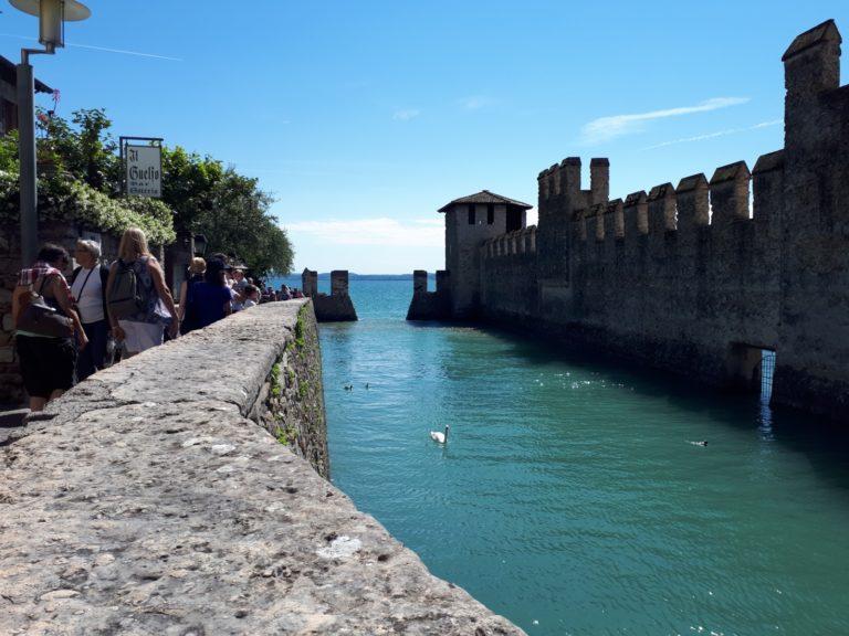 Sirmione, una posizione di privilegio sulle acque del Garda