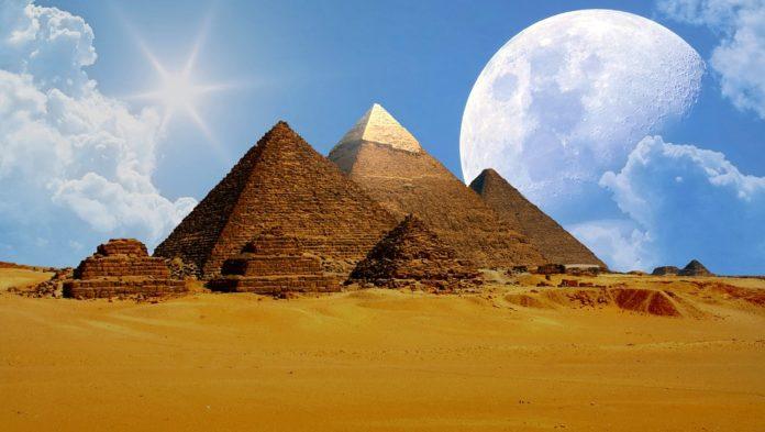 piramidi più antiche