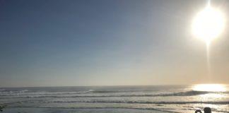 La spiaggia di Uluwatu Beach a Bali, il paradiso dei surfisti. Photo Credit: Robertoman78