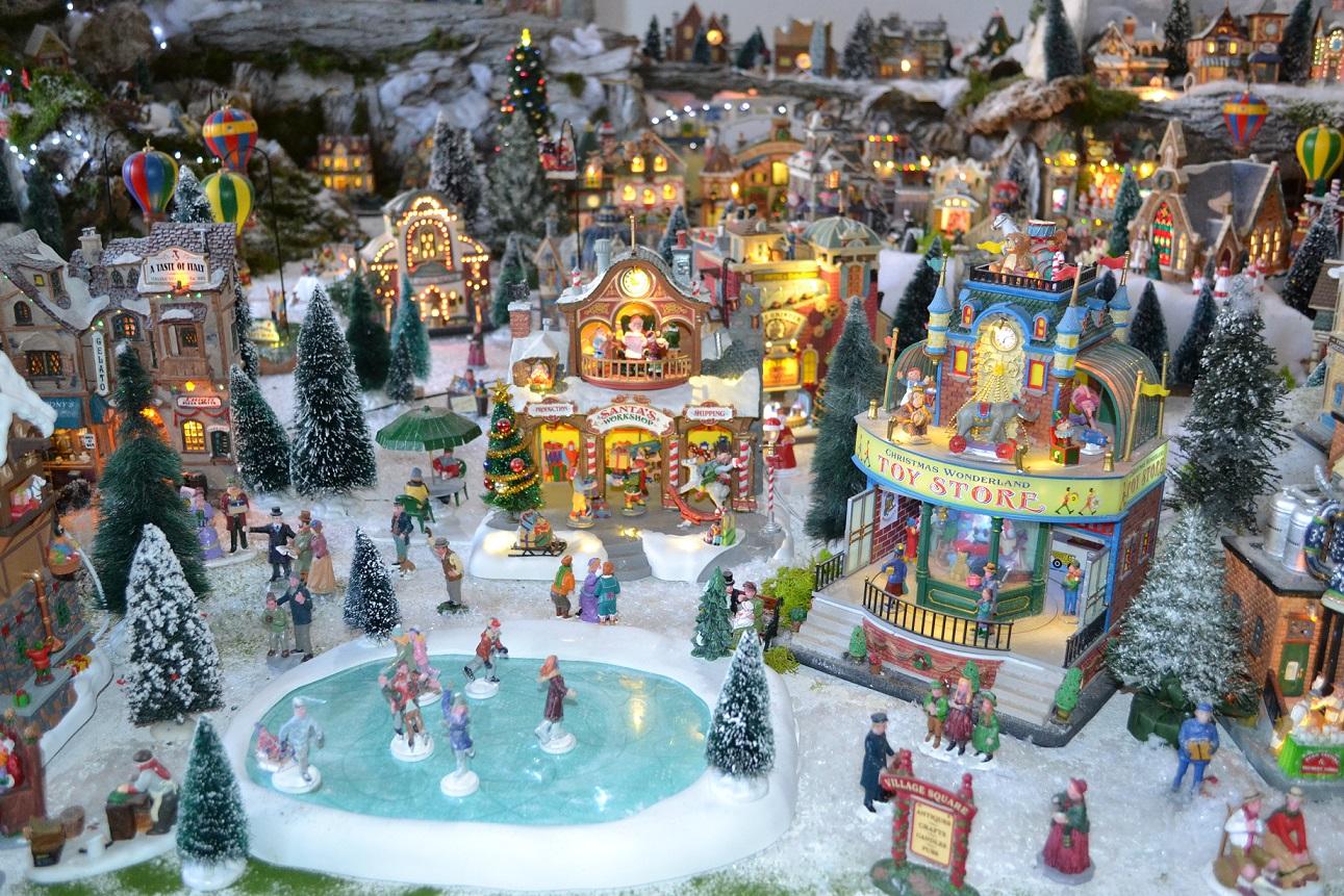 Villaggio Natale.Apre Il Villaggio Di Natale A Montalto Di Castro Ce Lo