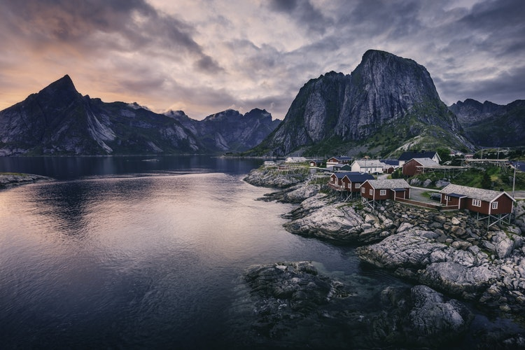 Idee di viaggio nel Nord Europa. Dove andare?