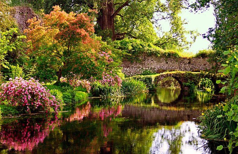 Il Giardino di Ninfa, meraviglia visitabile dal 6 Aprile 2019. Info, giorni e orari