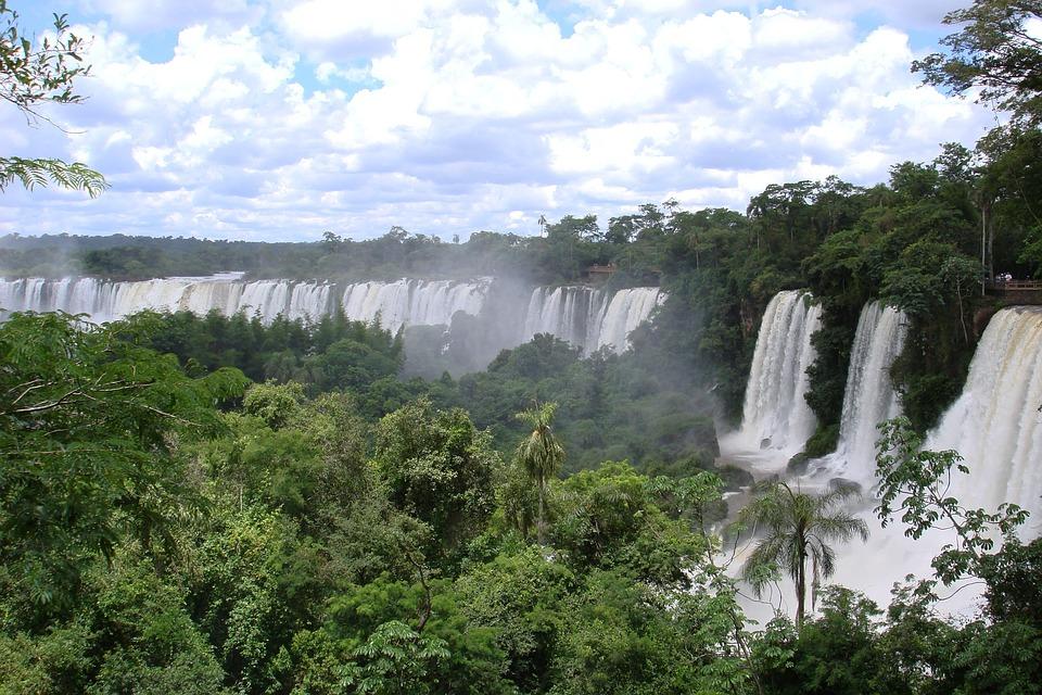 Cascata dell'Iguazu