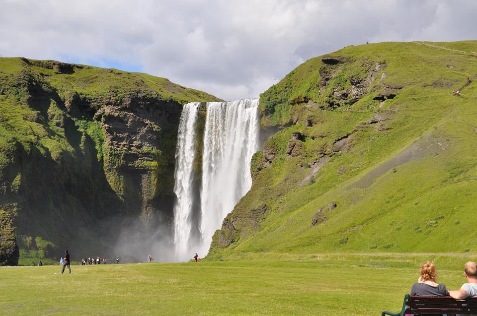 Le cascate più belle del Mondo: Cascata Skògafoss