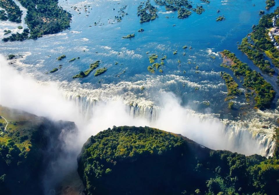 Scopri le cascate più belle del Mondo