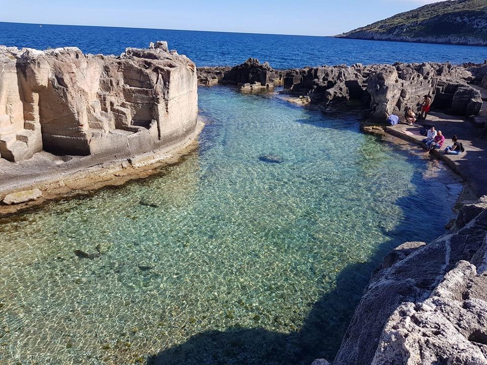 Piscina naturale di Marina Serra – Puglia