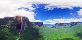 Le cascate più belle del Mondo: Cascata dell'Angelo - Salto Angel