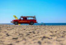 spiagge californiane
