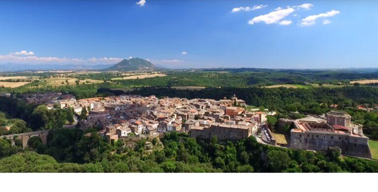 Cosa vedere a Civita Castellana? L'incantevole borgo arroccato sul tufo