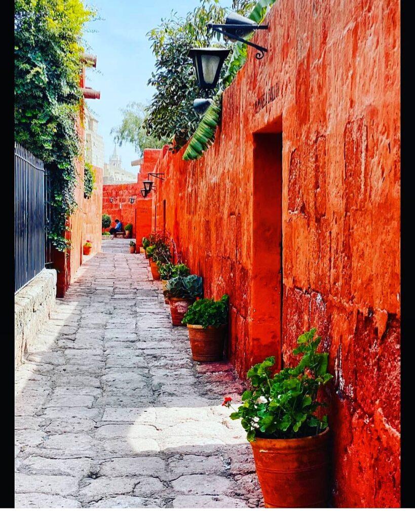 Viaggio in Perù: Monastero