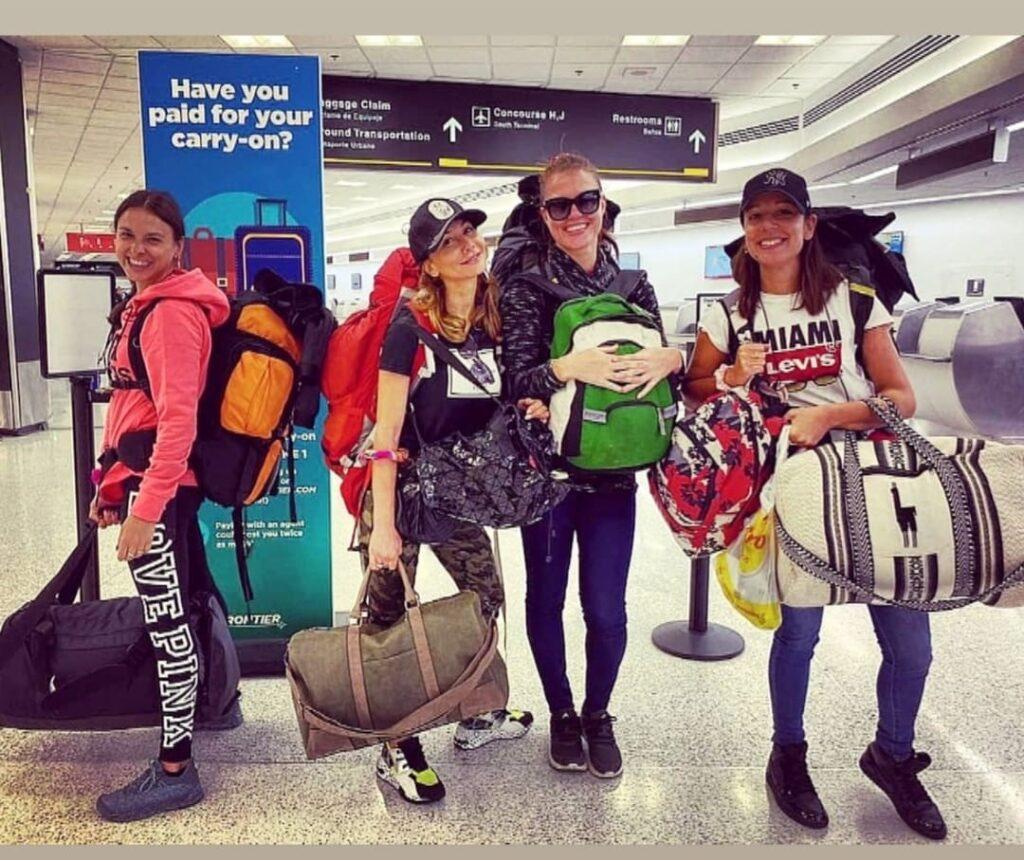 Viaggio in Perù: Rientro a Miami