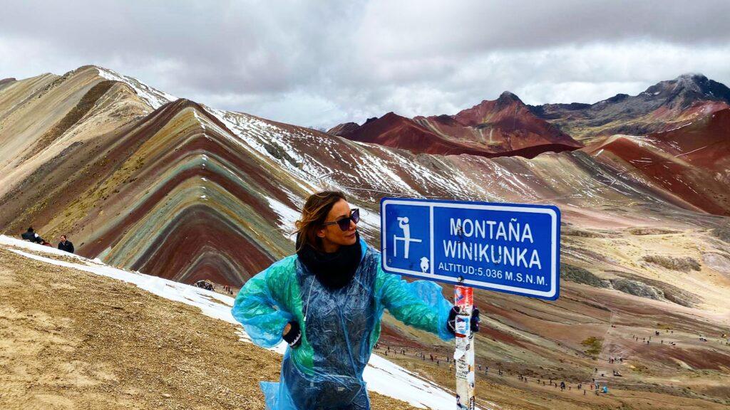 Viaggio in Perù: Montagna dei sette colori