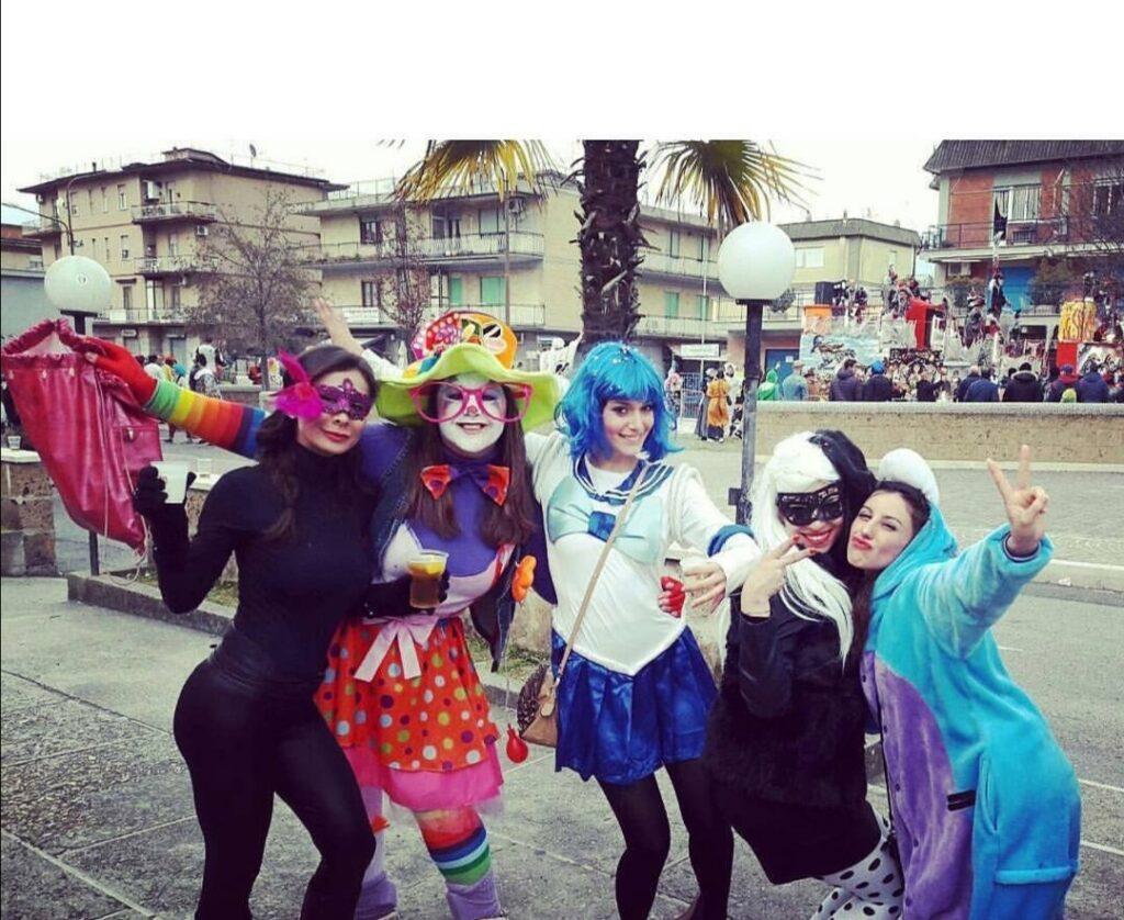 Carnevale nel mondo