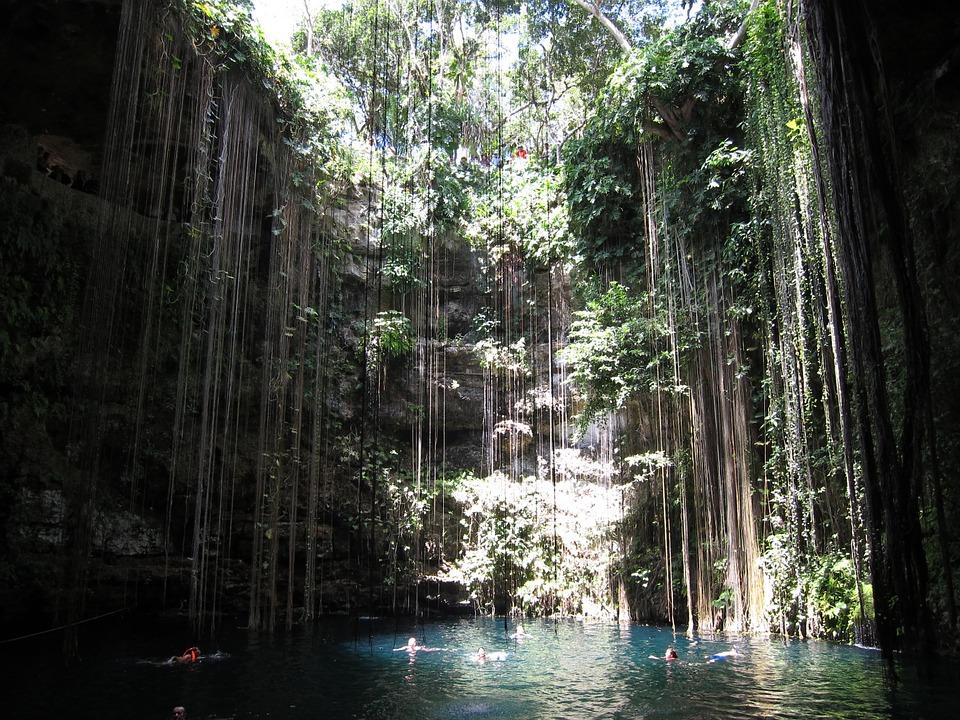 piscine naturali dello Yucatan