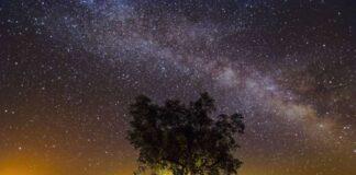 sky in Alentejo
